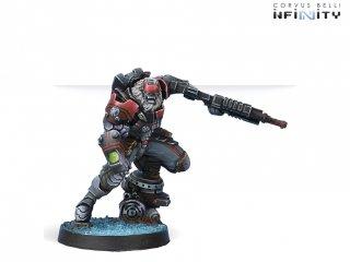 Corvus Belli: Infinity - Raktorak, Morat Sergeant Major