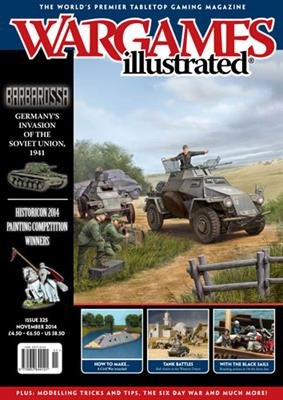 Wargames Illustrated 325