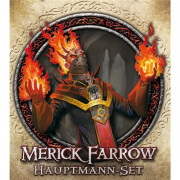 Descent 2. Edition: • Merick Farrow Hauptmann-Set