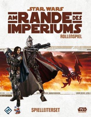 Star Wars Rollenspiel: Am Rande des Imperiums - Spielleiter-Set (+Sichtschirm) (DE)