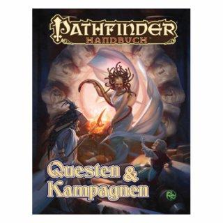 Pathfinder  1. Edition: Handbuch - Questen und Kampagnen (DE)