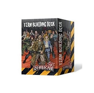 Zombicide - Team Building Deck (EN)