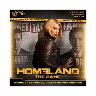 Homeland: The Game (EN)