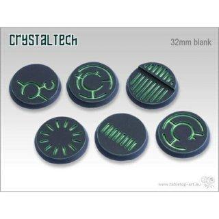 Crystal Tech 32mm Blank (5)