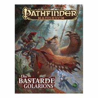 Pathfinder 1. Edition: Handbuch - Die Bastarde Golarions (DE)