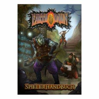 Earthdawn: Spielerhandbuch Taschenbuch (DE)
