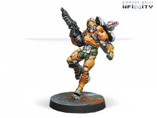 Corvus Belli: Infinity - Tiger Soldier (Boarding Shotgun)