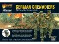 Bolt Action - German Grenadiers