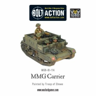 Bolt Action - British Universal Carrier