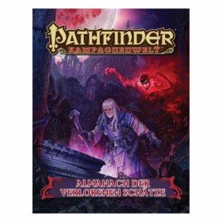 Pathfinder 1. Edition:  Kampagnenwelt - Almanach der Verlorenen Schätze (DE)