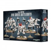 Warhammer 40.000: Tau Empire - XV8 Crisis Battlesuits