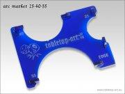 Arc-Marker 25-40-55 Blue (1)