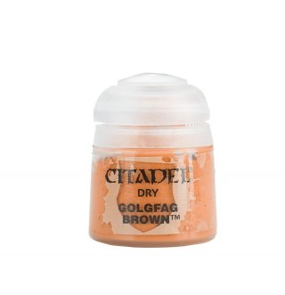 Citadel - Golgfag Brown (Dry)