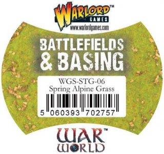Battlefields & Basing - Spring Alpine Grass
