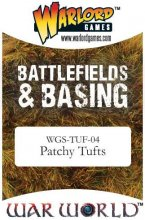 Battlefields & Basing - Patchy Tufts