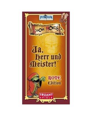 Ja, Herr und Meister - Rote Edition (DE)