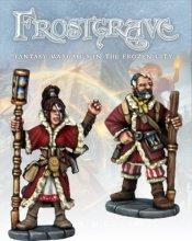 Frostgrave: Chronomancer & Apprentice