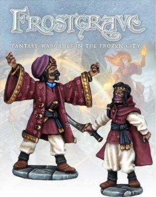 Frostgrave: Summoner & Apprentice