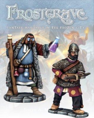 Frostgrave: Apothecary & Marksman