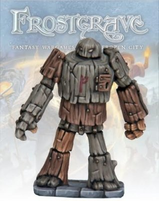 Frostgrave: Large Construct