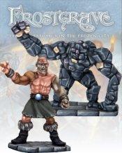 Frostgrave: Flesh Golem & Stone Construct