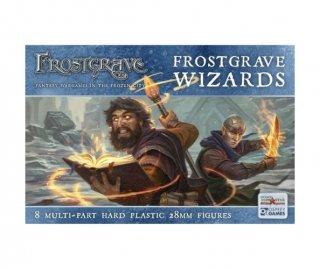 Frostgrave - Wizzards