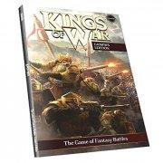 Kings of War-Kings of War 2nd Edition Spieler Edition DE