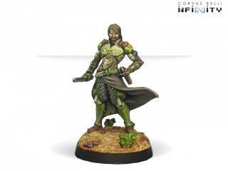 Corvus Belli: Infinity - Saladin, Liaison Officer