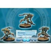 Corvus Belli: Infinity - Minutemen (Rifle, Panzerfaust)