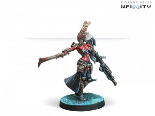 Corvus Belli: Infinity - Oznat, Morat Hunting Regiment