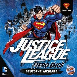 Justice League: Hero Dice - Superman (DE)