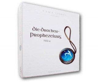 T.I.M.E. Stories: Szenario - Die Drachen Prophezeiung (DE)