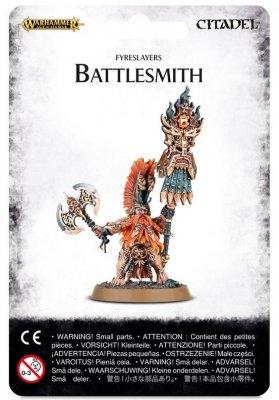 Warhammer Age Of Sigmar: Fyreslayers - Battlesmith