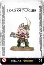 Warhammer Age Of Sigmar: Maggotkin of Nurgle - Lord of...