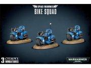 Warhammer 40.000: Space Marines - Bike Squad /...
