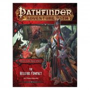Pathfinder 1. Edition: Aventure Path - The Hellfire...