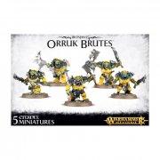 Warhammer Age Of Sigmar: Ironjawz - Orruk Brutes