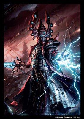 Art-Hüllen Warhammer 40.000: Eldar Standard Size (50 Stk)