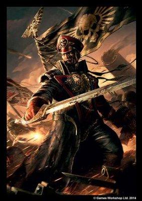 Art-Hüllen Warhammer 40.000: Astra Militarum Standard Size (50 Stk)