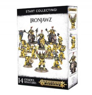 Warhammer Age of Sigmar: Start Collecting!- Ironjawz