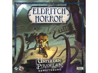 Eldritch Horror - Unter den Pyramiden (Erweiterung) DE