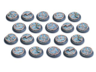 Mystic Circle Stones Base 30mm RL DEAL (20)