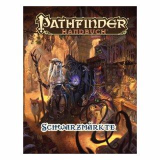 Pathfinder 1. Edition: Handbuch - Schwarzmärkte (DE)