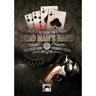 Dead Man`s Hand Regelbuch (Deutsch)