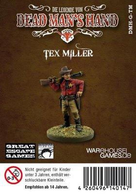 Dead Man`s Hand - Tex Miller