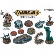 Warhammer Age Of Sigmar: Hero Bases