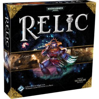 Warhammer 40.000: Relic - Brettspiel (DE)