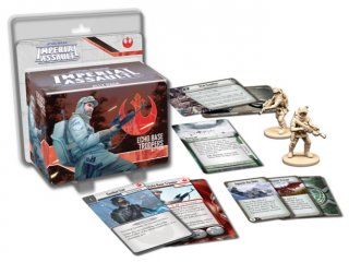 Star Wars: Imperial Assault • Echo-Basis-Truppen DEUTSCH