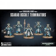 Warhammer 40.000: Thousand Sons - Scarab Occult Terminators