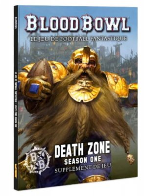 Blood Bowl - Death Zone - Season One - Game Supplement (ENG)